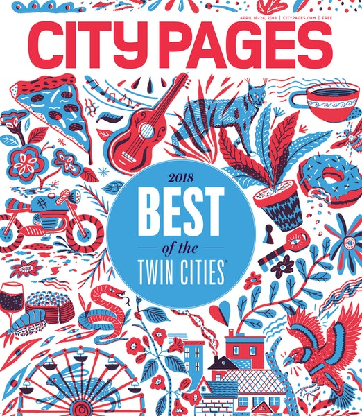Our annual Best of the Twin Cities® issue is your guide to the best people, restaurants, bars, clubs, stores, music and more in Minneapolis & St. Paul.