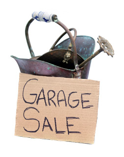 Garage Sales and Estate Sales