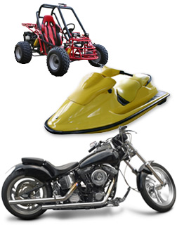 Recreational Vehicles, Marina and Equipment